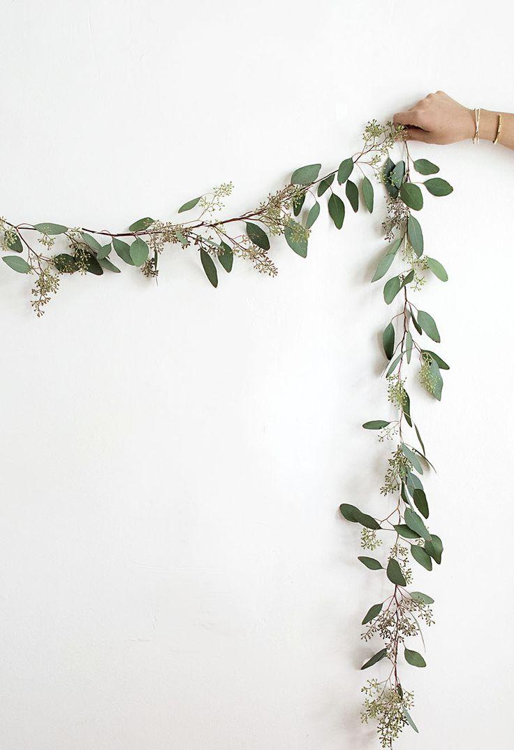 7 snelle (feest)sfeermakers met eucalyptus