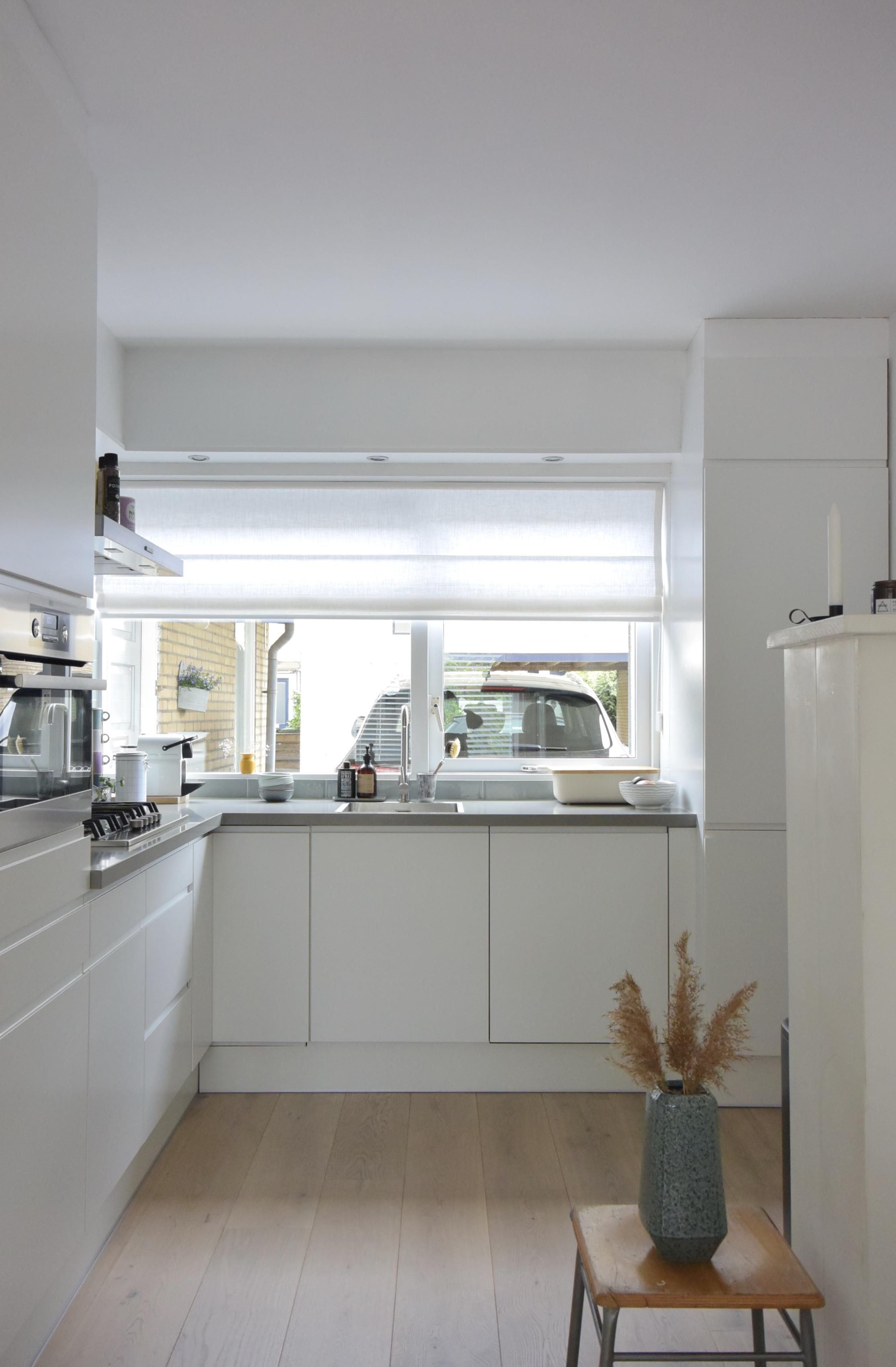 Inside Blinds raambekleding voor in de keuken