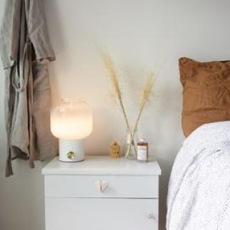 Gevonden: de ideale lamp voor naast het bed