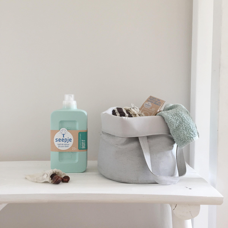 Seepje maakt wassen en poetsen leuk