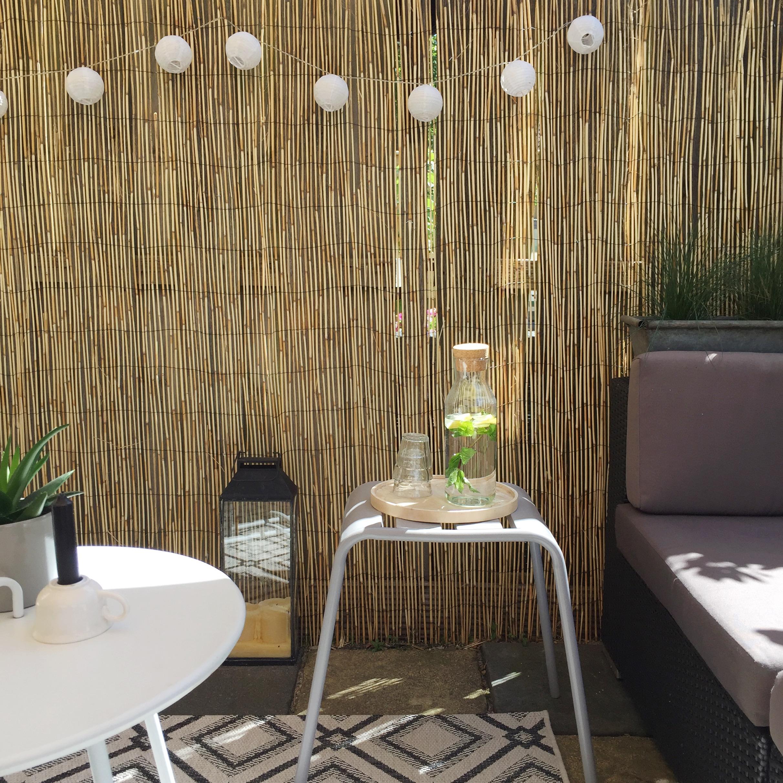Zo geef ik mijn Hollandse tuin een Ibiza look