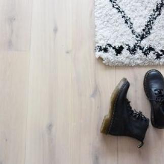 Help, hoe onderhoud ik een houten vloer?