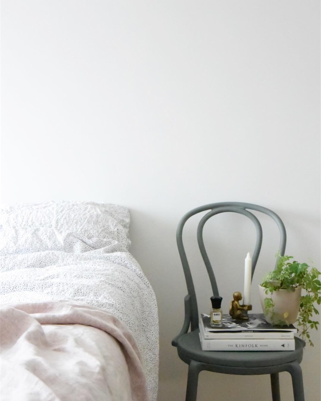 Budget stylen: 3 ideeën met een stoel (en binnenkijken bij mijn vriendin)