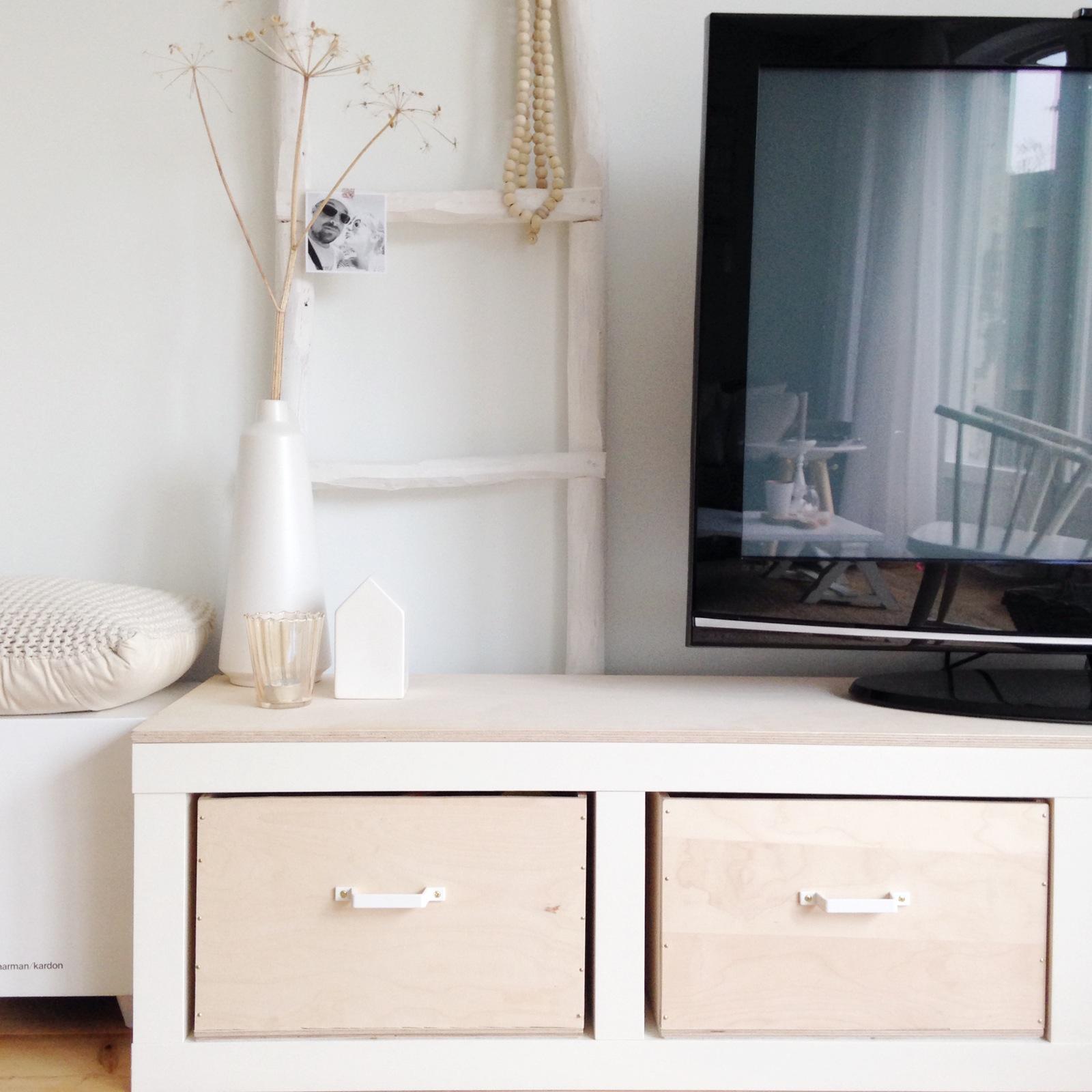 Diy Ikea Kast In Een Nieuw Jasje Selinestebacom