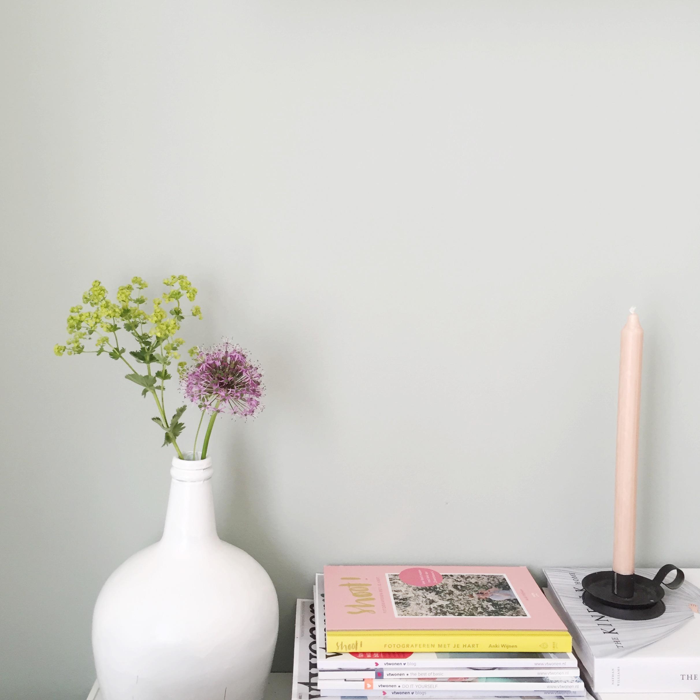 selinesteba.com - Seline Steba bloemen in huis.JPG